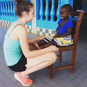 weeshuis Expeditie Ghana Corlaer college 2016